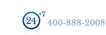 7x24小时400 888 2008